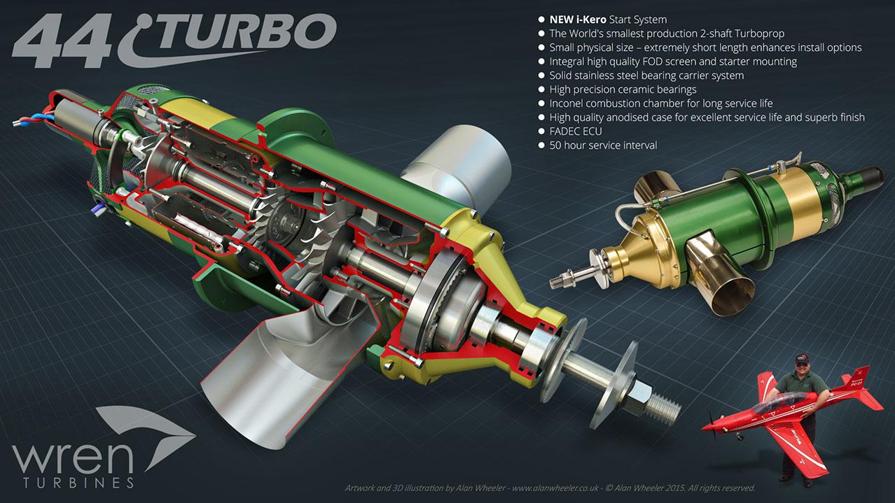 wren-44-i-turbo-poster